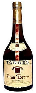 Gran Torres Liqueur Orange 750ml